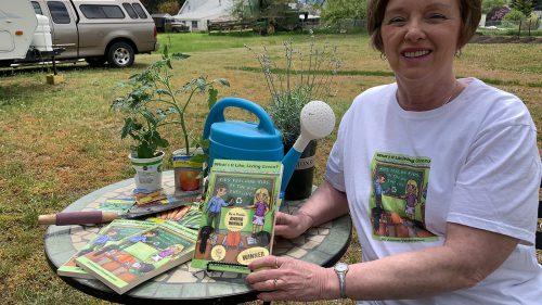 Jill Vanderwood, Outside Living Green!