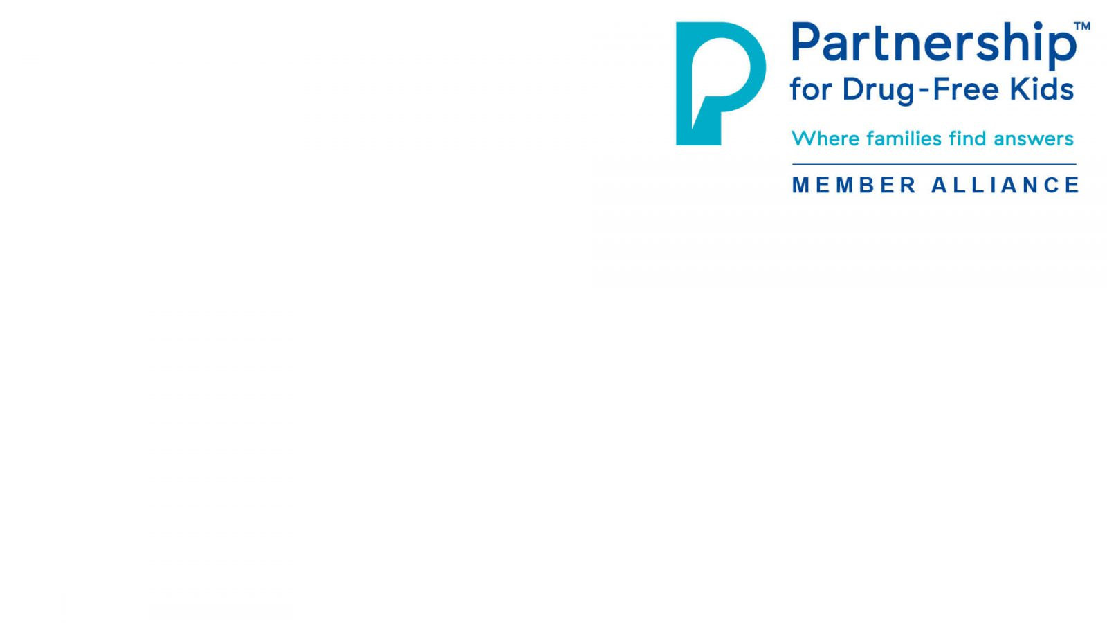 Partnership for Drug-Free Kids