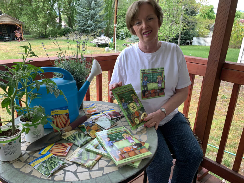 Jill Vanderwood Living Green
