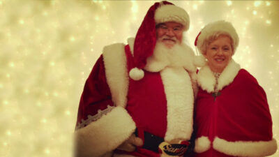 Santa Bill and Jill Vanderwood