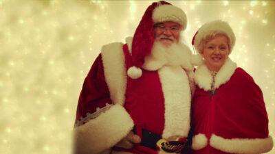 Santa Bill and Jill Vanderwood