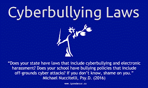 cyber bullying laws