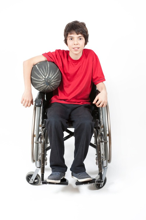 Bullied because of disabilities
