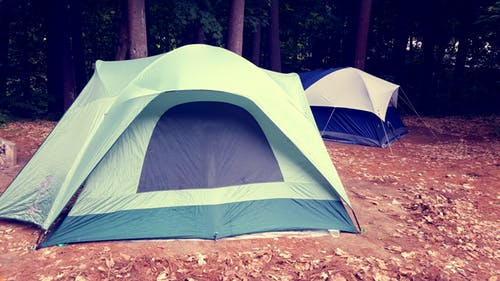 Home Away from Home Camping with kids
